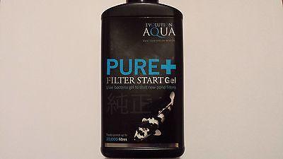 Evolution Aqua PURE+ Filter Start Gel for Ponds and large Aquariums 2