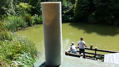 Polyester Tube for DIY Filters 250mm x 60mm internal (takes small pump) 3