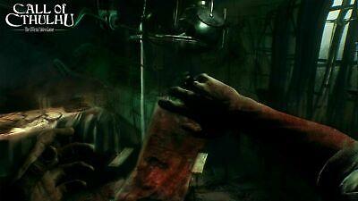 Call of Cthulhu (PS4, PlayStation 4, 2018) 7