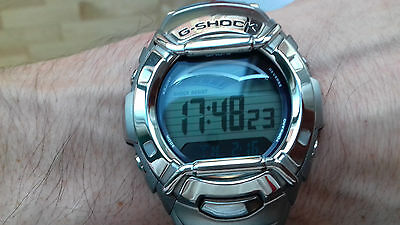CASIO VINTAGE COLLECTION G 3310D 8A2Ver G Shock watch NOS  Skp0q