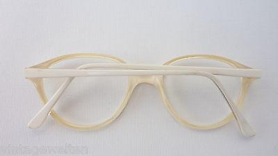Bannis Kinderbrille Mädchenbrille unisex Kunstoff Weiss preiswert günstig neu 4