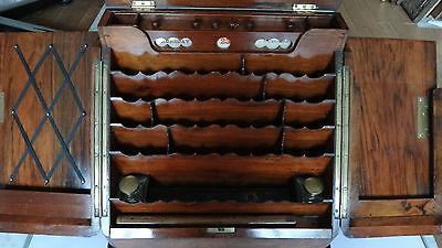 Antique 19Th Century Burr Walnut Stationery Box - Stylish & Original For A Loved 2