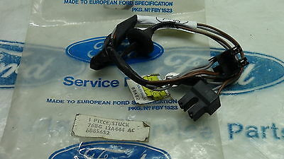 MK2 ESCORT RS2000 GENUINE FORD NOS LICENCE PLATE LAMP