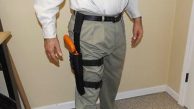 "USA CAMO RIGHT HAND Drop Leg Thigh Holster TAURUS RAGING JUDGE 6-1//2/"" Barrel ."