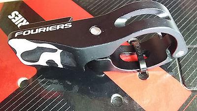 Fouriers 22.2mm triathlon bar adapt Mount Holder for SRM Power Control 7 PC7 PC8