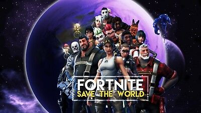 Fortnite Gaming Poster Print Wall Art Different variations  Xbox PS4 |UK Seller