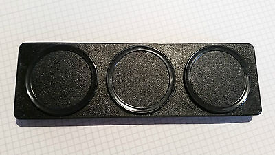 RAID HP EINBAUHALTER RADIOSCHACHT DIN SCHACHT INSTRUMENTEHALTER 52mm 30832838