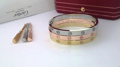 Unisex Love Bracelet - Gold Plated Excellent Quality 2