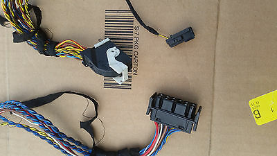 Bmw E36 Hk Amp Wiring Harness Pig Tails Plugs M3 328 323 Amplifier