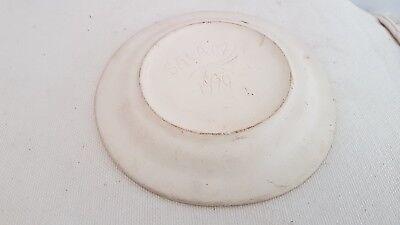 ceramic signed. céramique signée 6