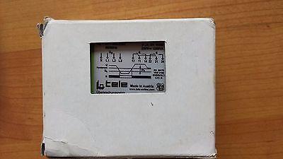 Tele Haase Überwachungsrelais E3YF400V02 0.85 Spannungsüberwachungsgeräte