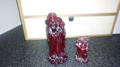 two  Chinese vintage figures 4
