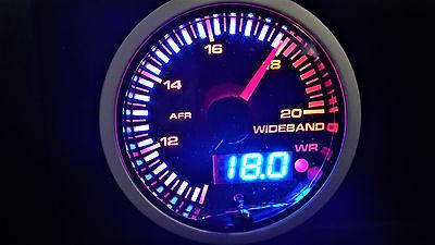 CP Breitband Lambda Anzeige Sonde Bosch 4.9 LSU Gauge 16V VR6 Turbo CP160