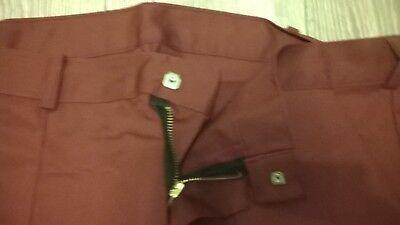 "mens green work uniform vet ambulance NHS  trousers TR270 Waist 44/"" LONG"