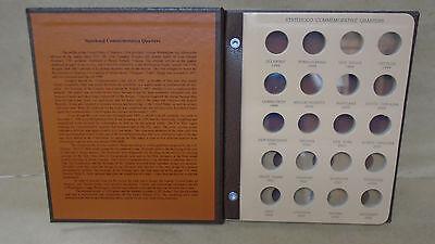 Dansco US Statehood Quarter Coin Album 1999-2009 Date Set #7146