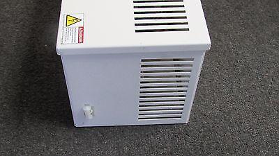 METAL-RITE NEMA ENCLOSURE TYPE 1 ELECTRICAL CABINET BOX