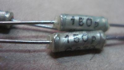 220 pF 630 V NOS 100pcs of Vintage Siemens Polypropylen Audio Capacitor