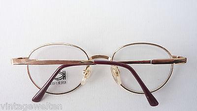 Kuhlmwey Kana Pantobrille Metallgestell Brillenfassung GR:L Kinder Federbügel 4