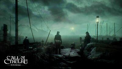 Call of Cthulhu (PS4, PlayStation 4, 2018) 5