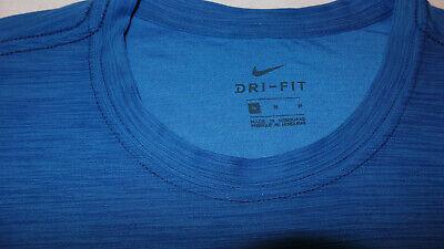 Nike Mens Dri-Fit Breathe HyperDry Camo Tee T-Shirt White XL NEW AT3364-100