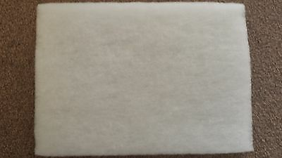 "COARSE, MEDIUM FOAM AND FINE PAD 17"" x 11"" (425mm x 280mm) colour may vary 3"