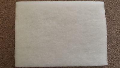 "COARSE, MEDIUM FOAM AND FINE PAD 17"" x 11"" (425mm x 280mm) colour may vary 3"