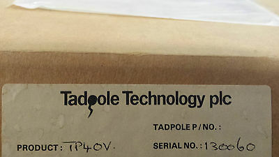 TADPOLE TP40V VME MODULE (b2) 2