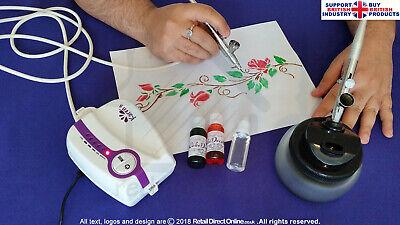 Cake Deco Pen | 2in1 Cake Decorating Kit Machine | AirBrush + Deco Pen Kit 3