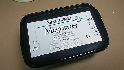 Dental Megatray light cured custom tray material individual custom trays Germany