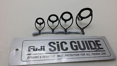 1pc Fuji Silicone Carbide SIC Guide Rod Titanium Frame T-LNSG Choose Size