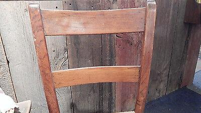 Vintage Rush Bottom Chair 3