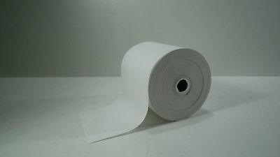 50 Thermorollen 80mm x 80m x 12mm Cash Roll Receipt Rolls Thermopaper 48g / Qm 2