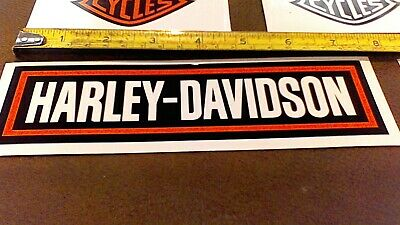 LOT of 10 Harley Davidson stickers for car truck Bike Helmet tool box Free Ship 2