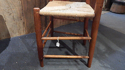 Vintage Rush Bottom Chair 4