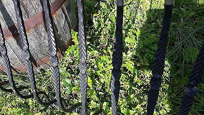 Wrought Iron Balcony 3