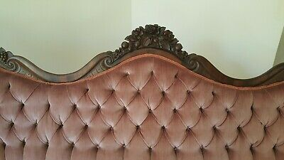 VICTORIAN JOHN HENRY BELTER ROSALIE with GRAPES SOFA GREAT CONDITION 10
