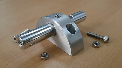 NEW!! nov L-Type wheel mount / SILVER, light weight for Brompton [nov010] 6