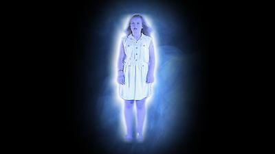 1 of 9 ghost girls halloween window projection dvd 2012 jon hyers