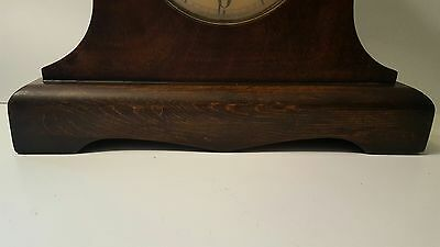 Large Antique Gilbert Mantle Clock w/key- Working 7