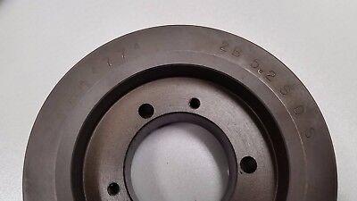 Size: A or B Grooves: 3 Dodge 455629 Bushing Bore V-Belt Pulley 7.6//8