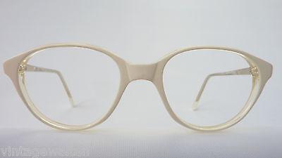 Bannis Kinderbrille Mädchenbrille unisex Kunstoff Weiss preiswert günstig neu 2