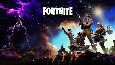 Fortnite Gaming Poster Print Wall Art Different variations  Xbox PS4 |UK Seller 8