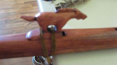 AUTHENTIC Native American Flutes-Jonah Thompson- A MINOR 10