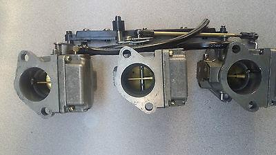 Mercury Mariner 90hp CARBURETOR ASSY, 9012A64, 9012A65, 9012A66