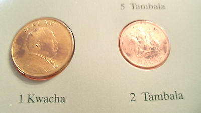 Coin Sets of All Nations Costa Rica w//card 1983-1989 UNC 5,10,20 Colones 1985
