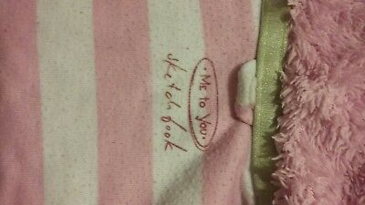 Girls Tatty Teddy Dressing Gown M&S Age 9-10 3