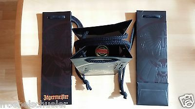 Jagermeister *gift pack *ice cube form* shopping bag* key chain* Stay Cool Pack*