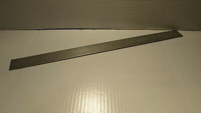 "1/8"" x 1-1/2"" X 12"" 304 STAINLESS STEEL FLAT BAR 6"