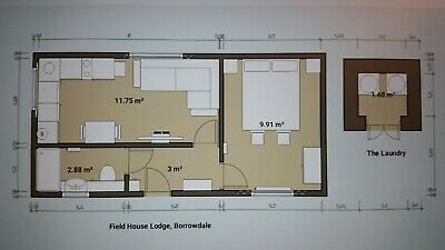 CHRISTMAS 2020 Holiday Lodge Cottage Lake District Cumbria Field House 11