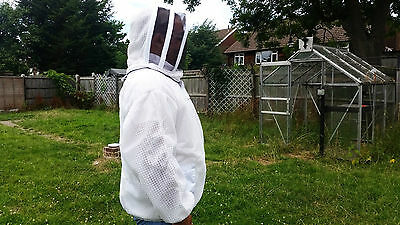 Ventilated Beekeeping Jacket Beekeeper Jacket fencing veil bee Jacket ALL SIZES 10